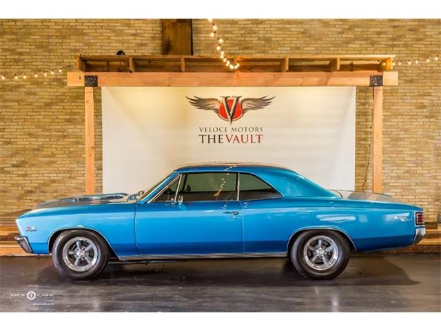 1967 Chevrolet Chevelle (CC-1234504) for sale in San Diego, California