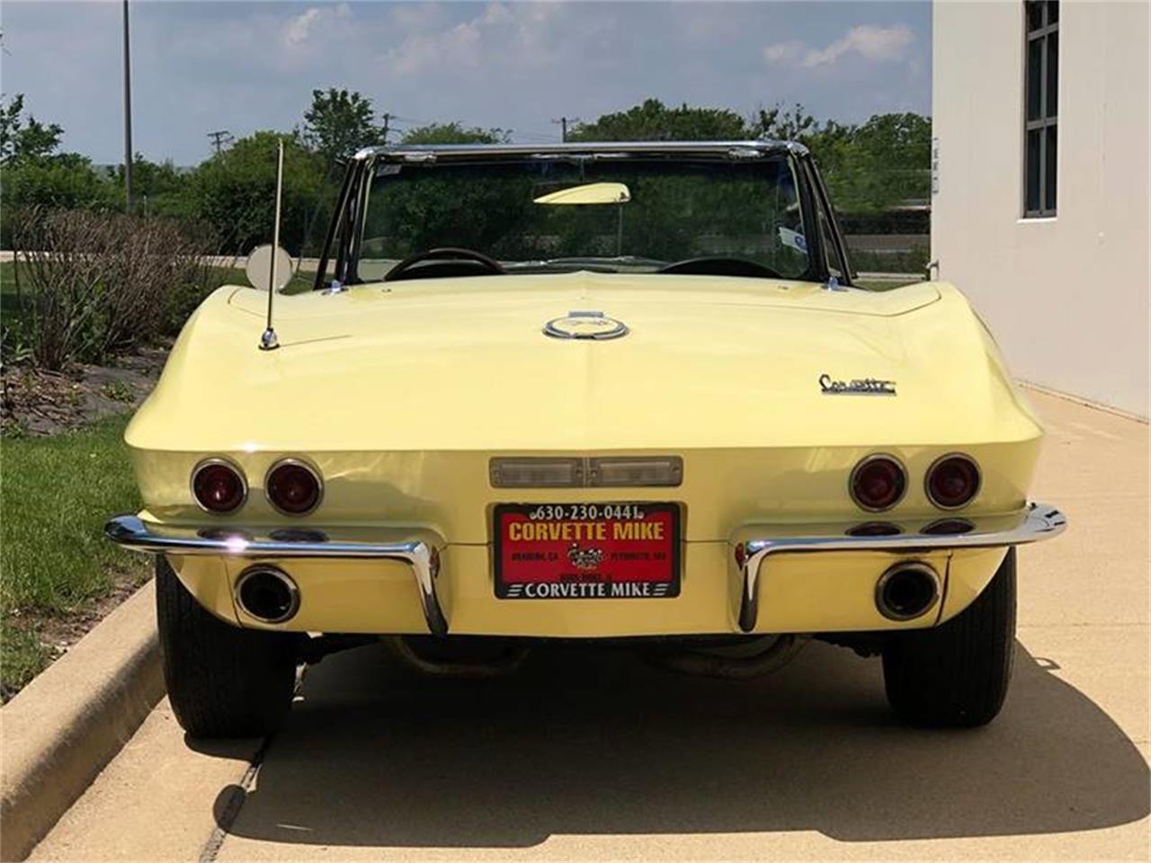1967 Chevrolet Corvette (CC-1234506) for sale in Burr Ridge, Illinois