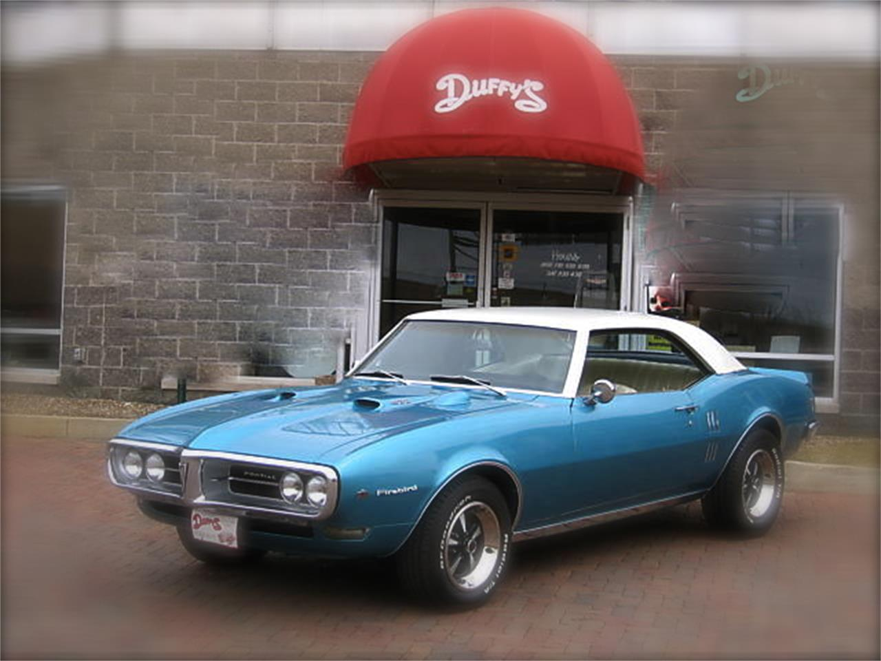 1968 Pontiac Firebird (CC-1234519) for sale in Piedmont, South Dakota