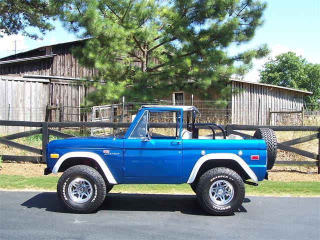 1975 Ford Bronco (CC-1234522) for sale in Alpharetta, Georgia