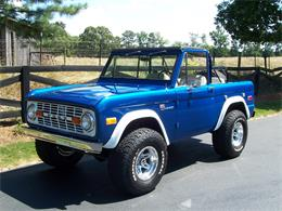 1975 Ford Bronco (CC-1234522) for sale in Alpharetta, Georgia