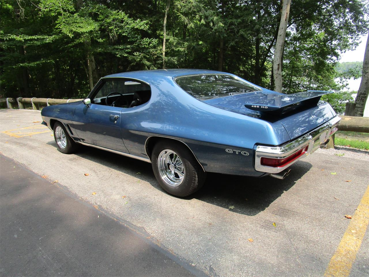 1972 Pontiac GTO (CC-1234527) for sale in Canfield, Ohio