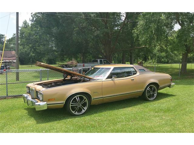 1975 Mercury Cougar XR7 (CC-1234541) for sale in Opelousas , Louisiana