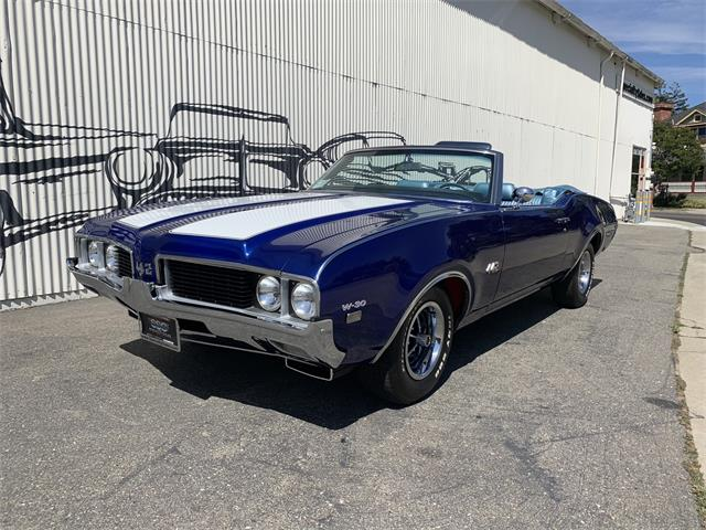 1969 Oldsmobile 442 (CC-1234544) for sale in Fairfield, California