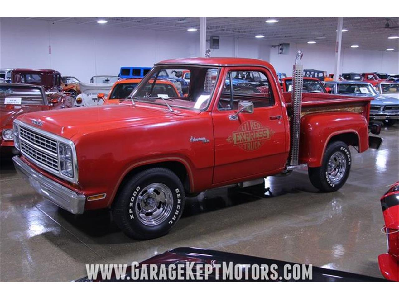 1979 Dodge Little Red Express (CC-1234559) for sale in Grand Rapids, Michigan