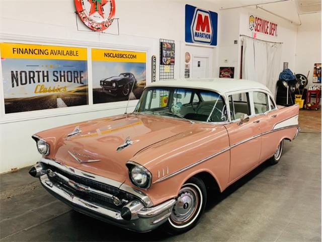 1957 Chevrolet Bel Air (CC-1234564) for sale in Mundelein, Illinois