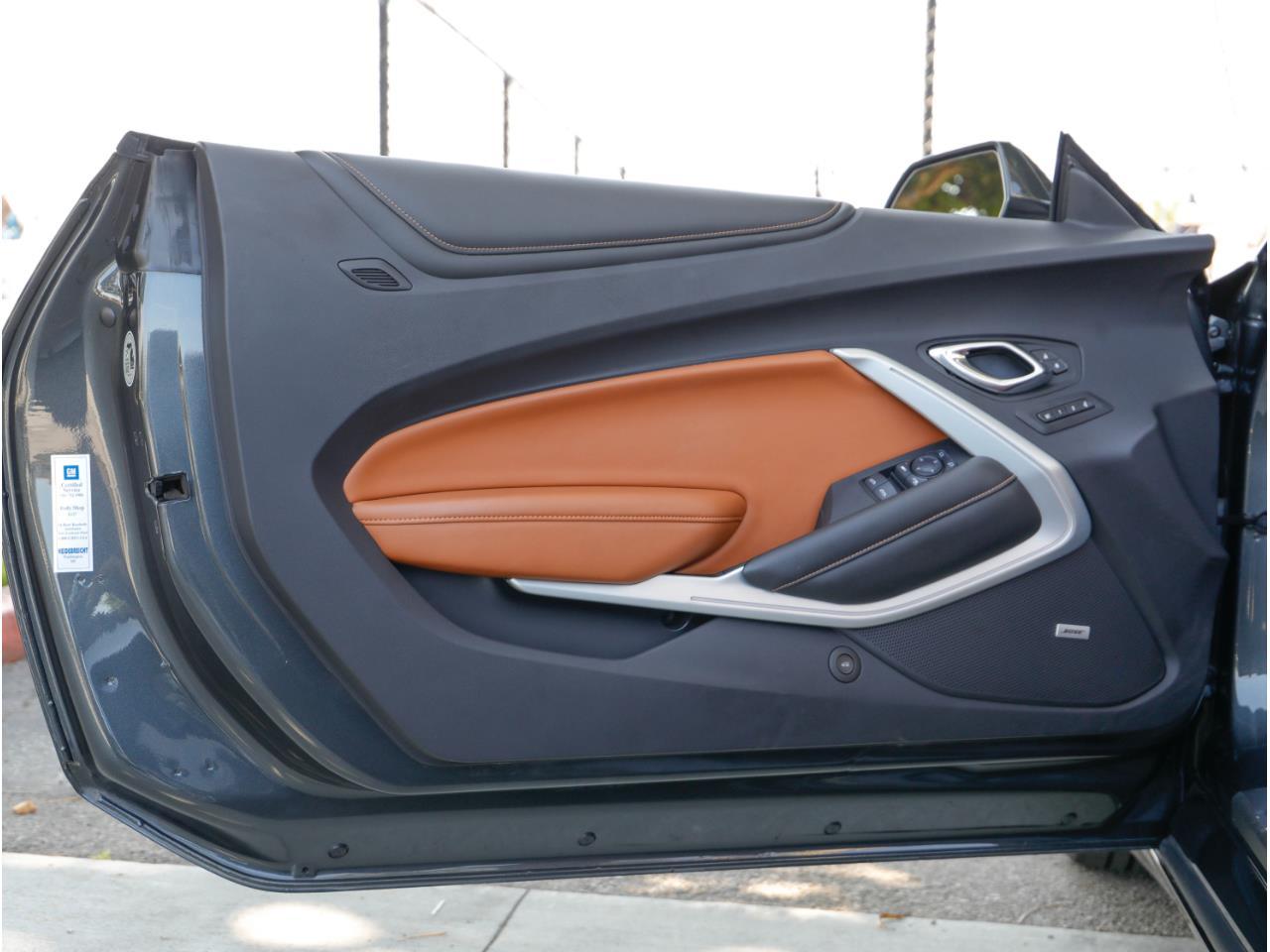 2016 Chevrolet Camaro RS (CC-1234600) for sale in Marina Del Rey, California