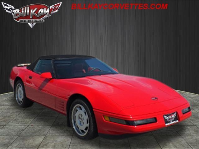 1992 Chevrolet Corvette (CC-1234621) for sale in Downers Grove, Illinois