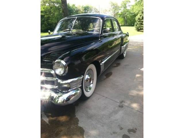 1949 Cadillac Series 62 (CC-1234623) for sale in Cadillac, Michigan