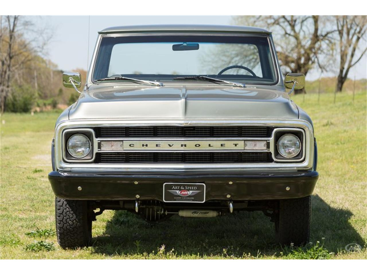 1972 Chevrolet C/K 10 (CC-1234625) for sale in Collierville, Tennessee