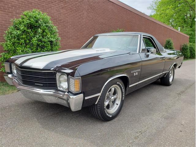 1972 Chevrolet El Camino (CC-1234626) for sale in Collierville, Tennessee