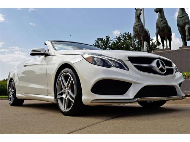 2014 Mercedes-Benz E-Class (CC-1234633) for sale in Fort Worth, Texas