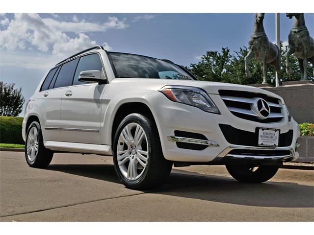 2014 Mercedes-Benz GLK350 (CC-1234634) for sale in Fort Worth, Texas