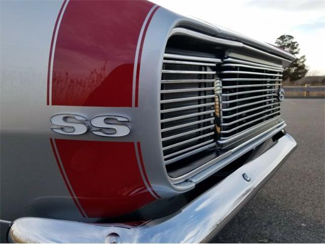 1967 Chevrolet Camaro (CC-1234647) for sale in Cadillac, Michigan