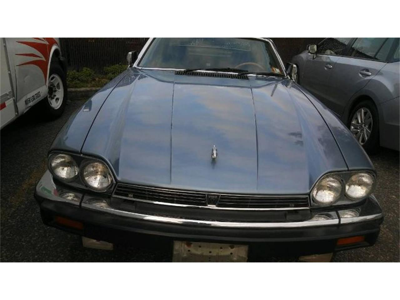 1987 Jaguar XJSC (CC-1234657) for sale in Cadillac, Michigan
