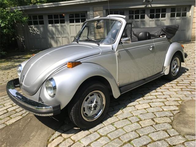1979 Volkswagen Beetle (CC-1234658) for sale in Holliston, Massachusetts