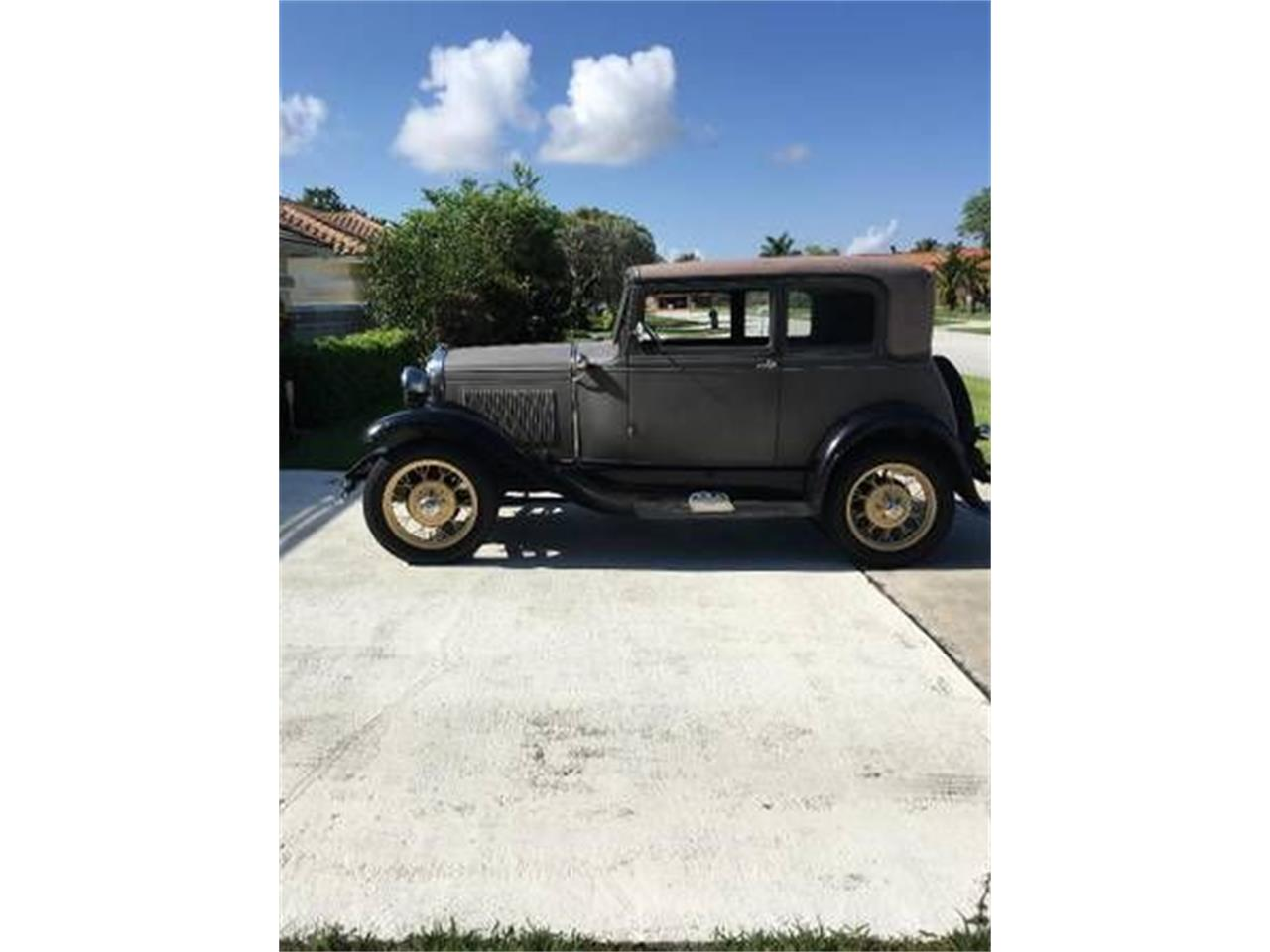 1931 Ford Model A (CC-1234668) for sale in Cadillac, Michigan
