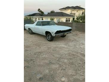 1968 Chevrolet El Camino (CC-1234694) for sale in Cadillac, Michigan