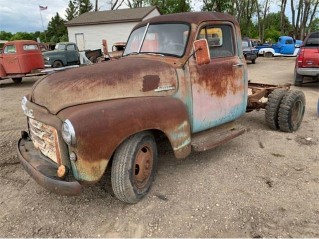 1952 GMC Pickup (CC-1234695) for sale in Cadillac, Michigan