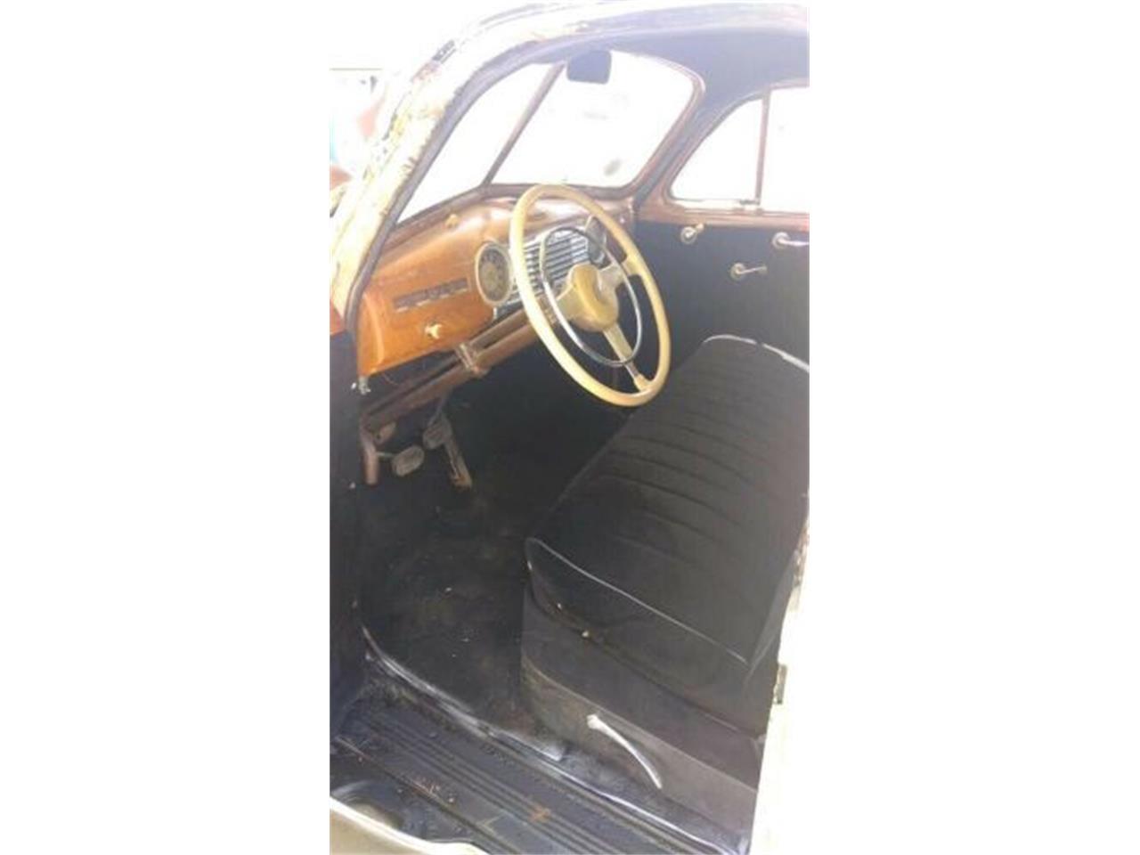 1947 Chevrolet Sedan Delivery (CC-1234707) for sale in Cadillac, Michigan