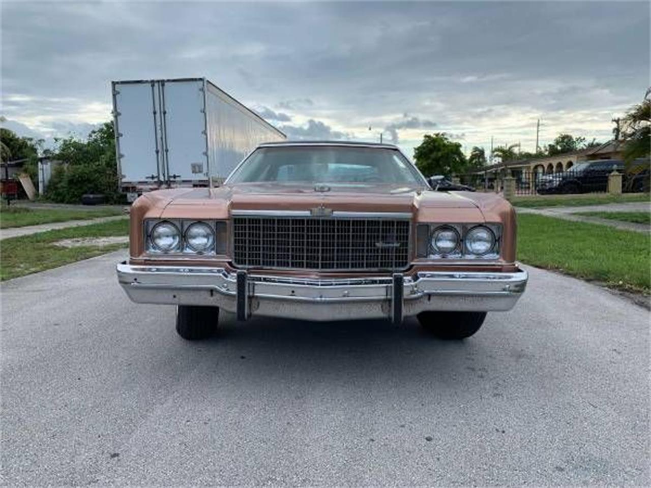 1974 Chevrolet Caprice (CC-1234720) for sale in Cadillac, Michigan