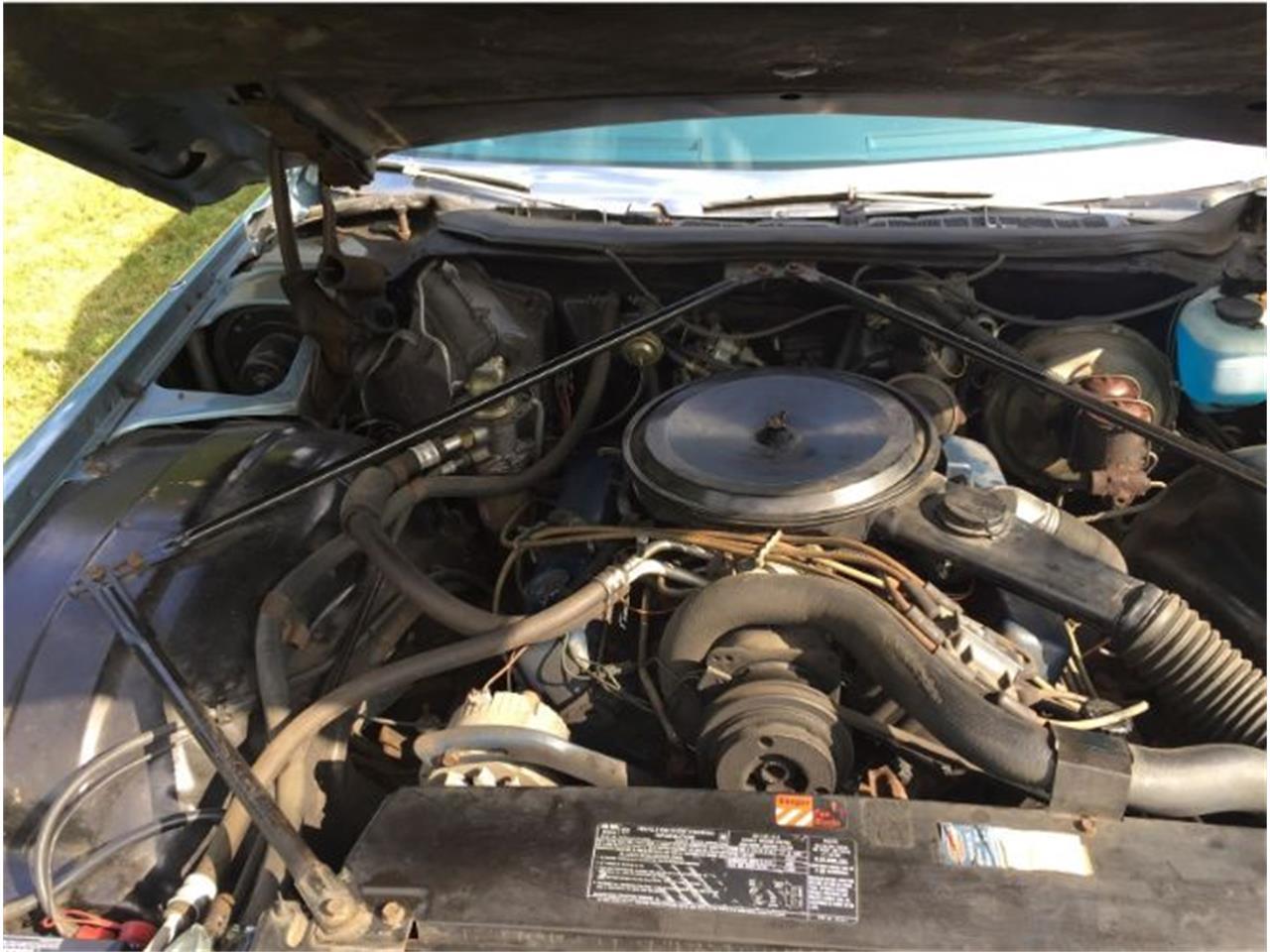 1976 Cadillac DeVille (CC-1234727) for sale in Cadillac, Michigan