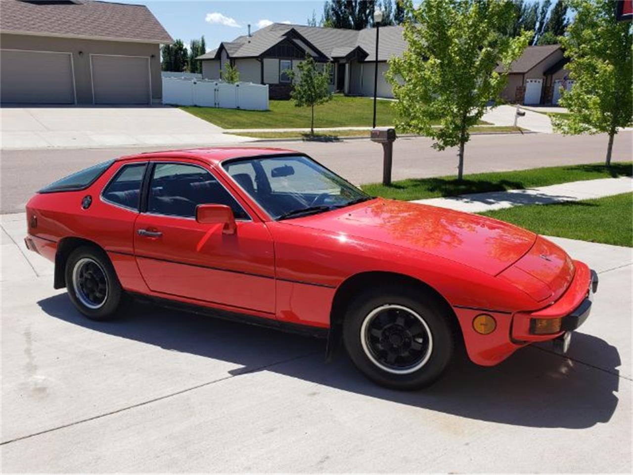 1979 Porsche 924 (CC-1234728) for sale in Cadillac, Michigan