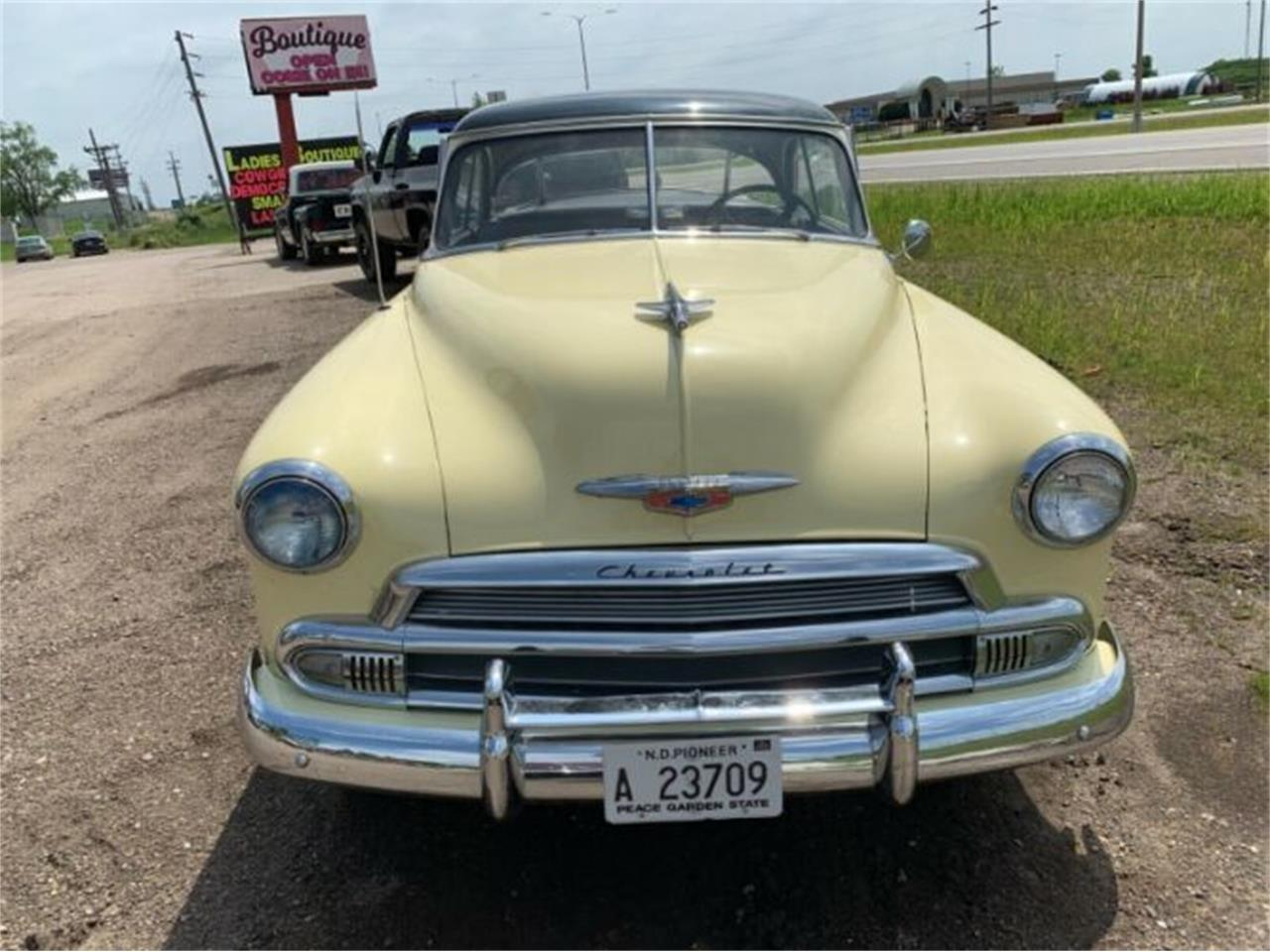 1951 Chevrolet Coupe (CC-1234729) for sale in Cadillac, Michigan