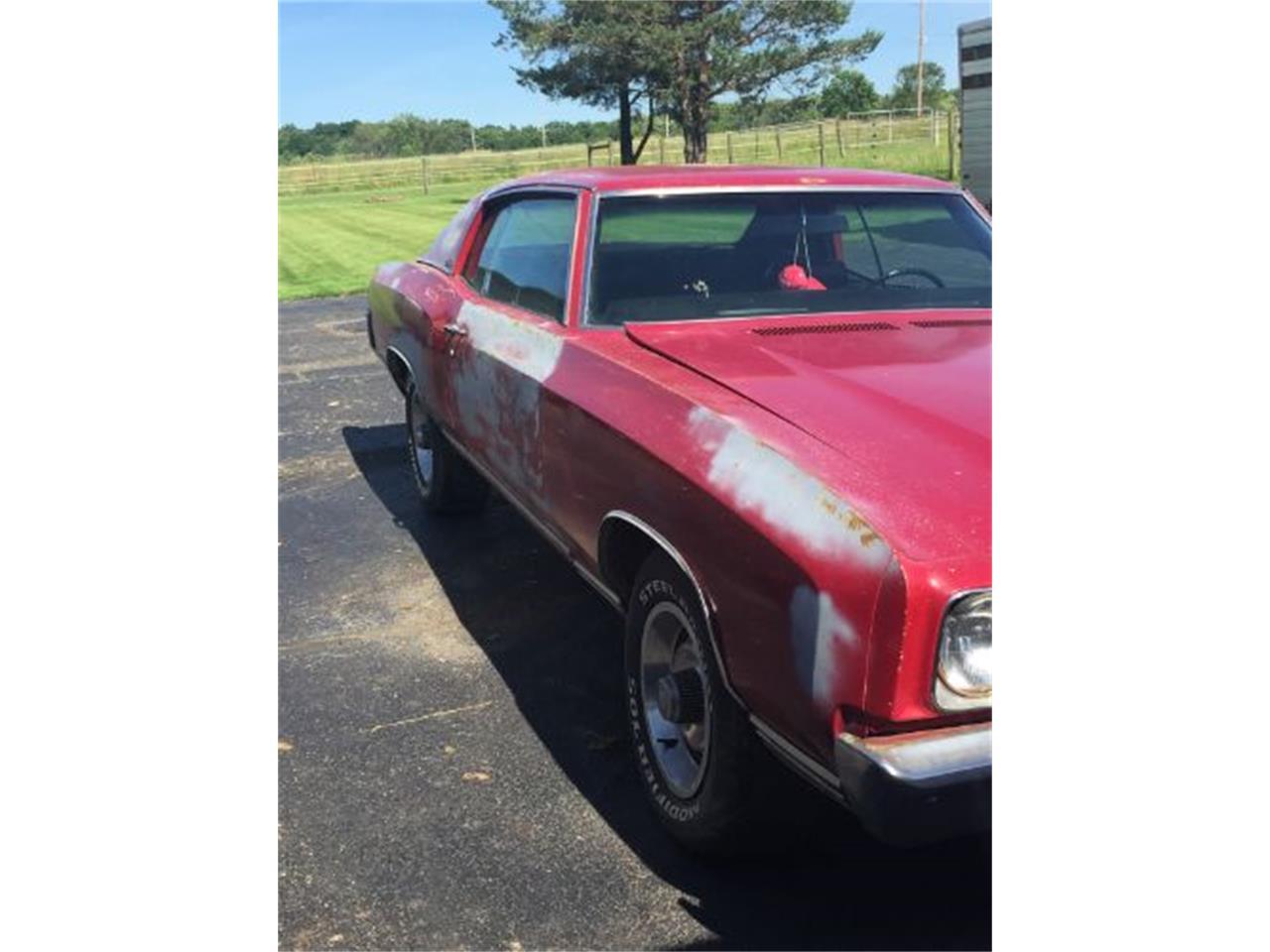 1972 Chevrolet Monte Carlo (CC-1234739) for sale in Cadillac, Michigan
