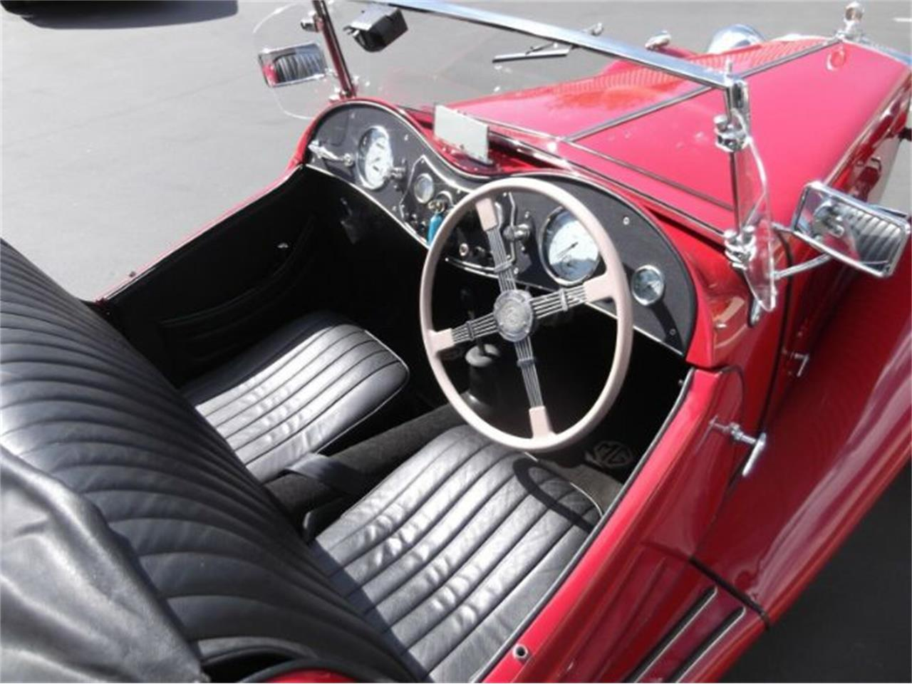 1949 MG TC (CC-1234740) for sale in Cadillac, Michigan