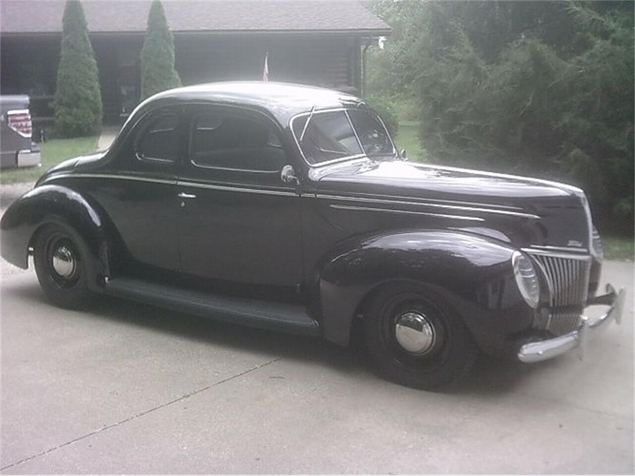 1939 Ford Deluxe (CC-1234748) for sale in Cadillac, Michigan