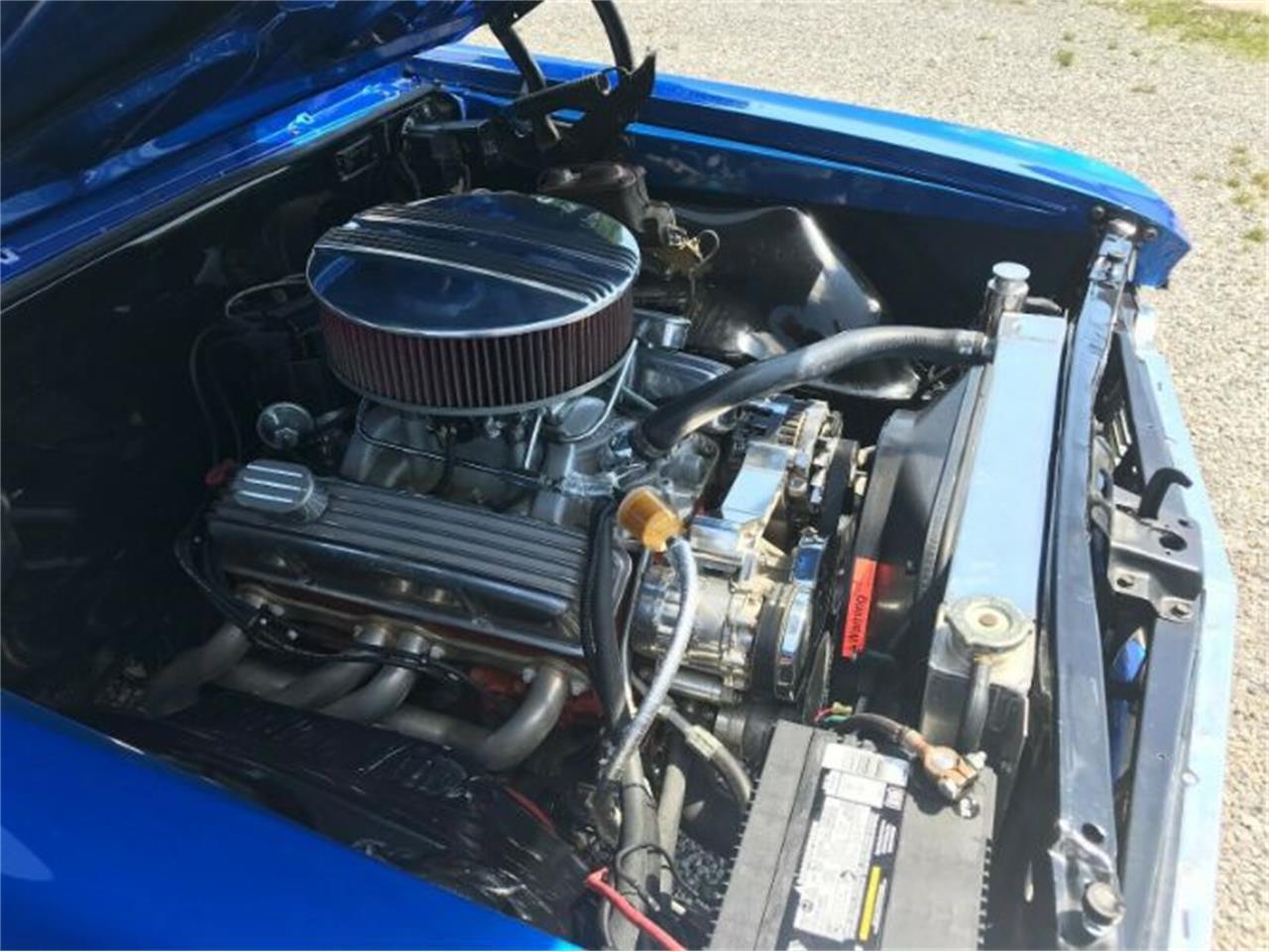 1966 Chevrolet Chevelle (CC-1234750) for sale in Cadillac, Michigan