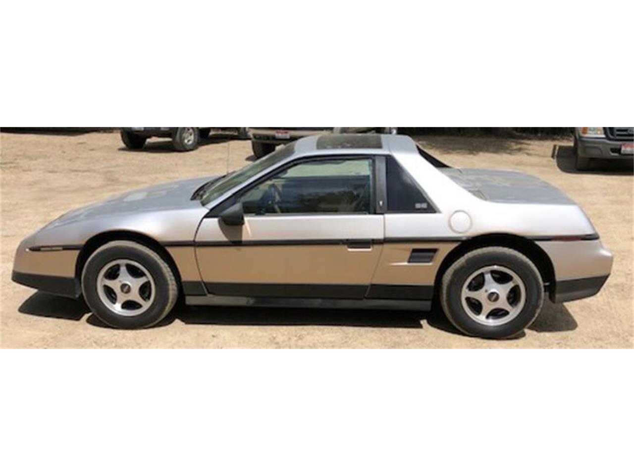 1986 Pontiac Fiero (CC-1234777) for sale in Cadillac, Michigan