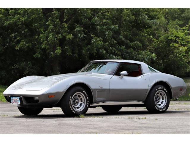 1978 Chevrolet Corvette (CC-1230478) for sale in Alsip, Illinois