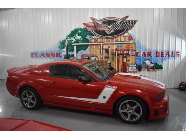 2008 Ford Mustang (CC-1234780) for sale in Cadillac, Michigan