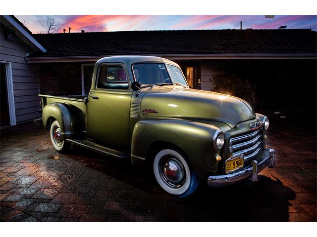 1950 GMC 1/2 Ton Pickup (CC-1234785) for sale in Orange, California