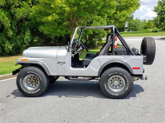 1973 Jeep CJ5 (CC-1234797) for sale in Alpharetta, Georgia
