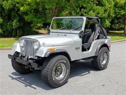 1973 Jeep CJ5 (CC-1234797) for sale in Alpharetta, Georgia