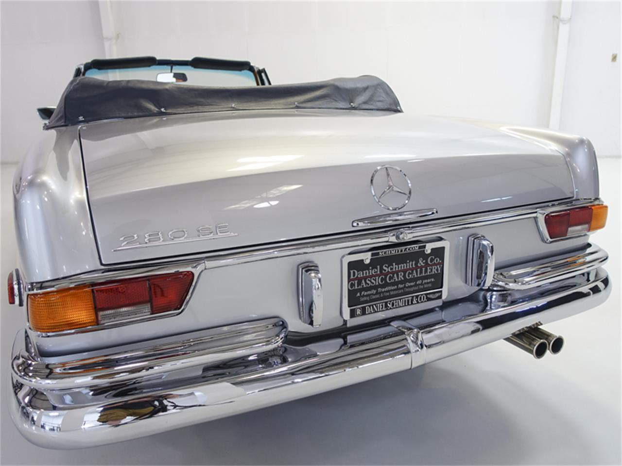 1969 Mercedes-Benz 280SE (CC-1234799) for sale in Saint Louis, Missouri
