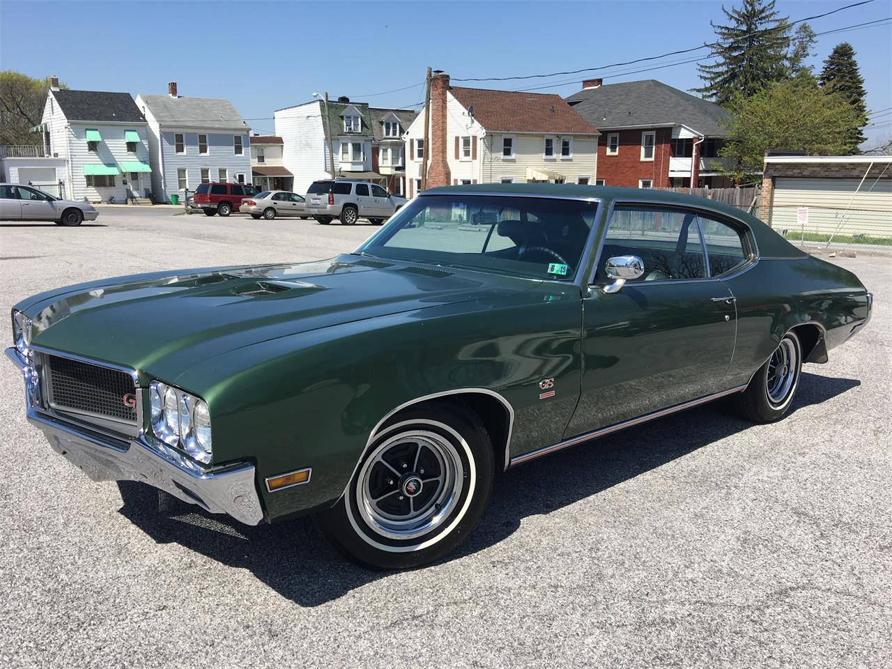 1970 Buick Gran Sport (CC-1234801) for sale in Mill Hall, Pennsylvania