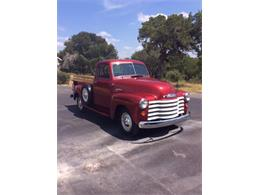 1948 Chevrolet 5-Window Pickup (CC-1234832) for sale in Sisterdale, Texas