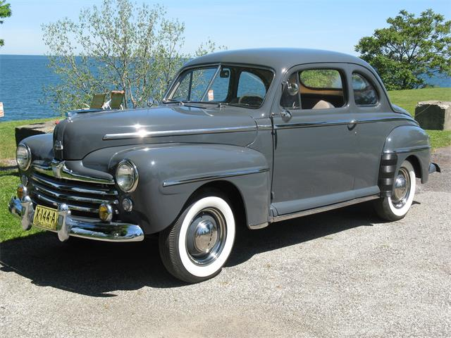 1948 Ford Super Deluxe (CC-1234834) for sale in Shaker Heights, Ohio