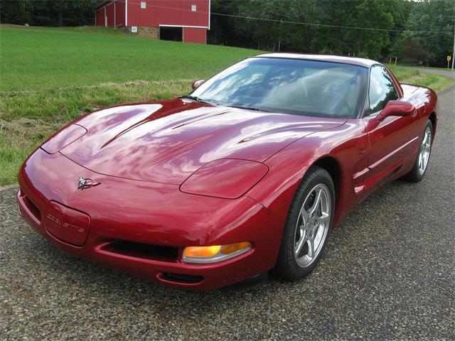 2000 Chevrolet Corvette (CC-1234849) for sale in Shaker Heights, Ohio