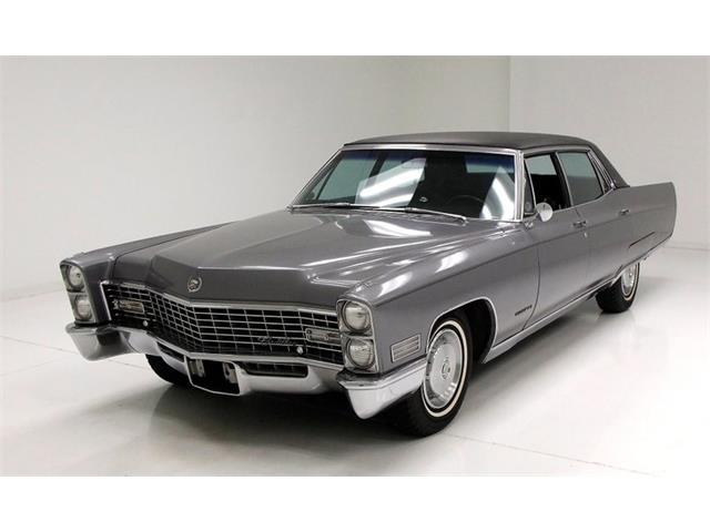 1967 Cadillac Fleetwood (CC-1234874) for sale in Morgantown, Pennsylvania