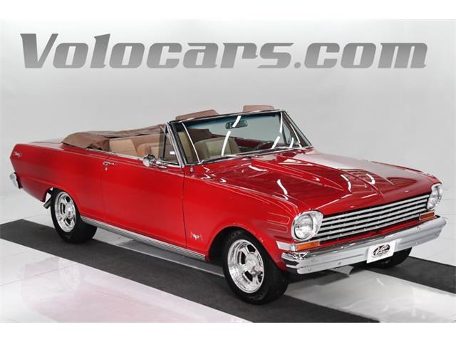 1962 Chevrolet Nova (CC-1234883) for sale in Volo, Illinois