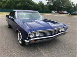1967 Chevrolet Chevelle (CC-1234940) for sale in West Babylon, New York