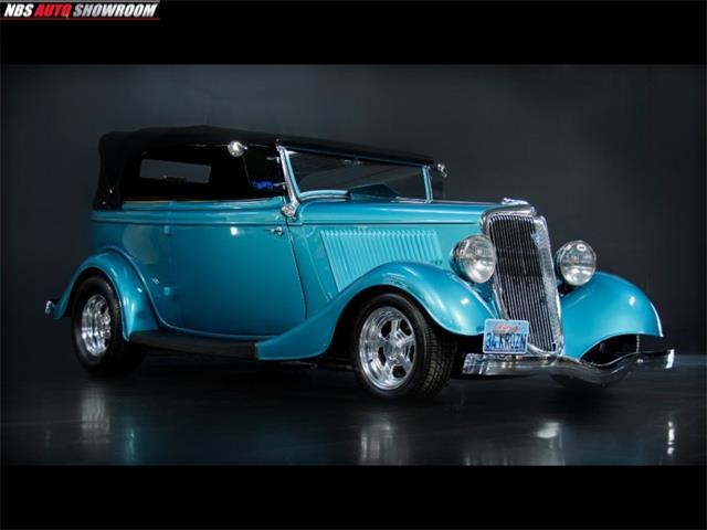 1934 Ford Phaeton (CC-1234953) for sale in Milpitas, California