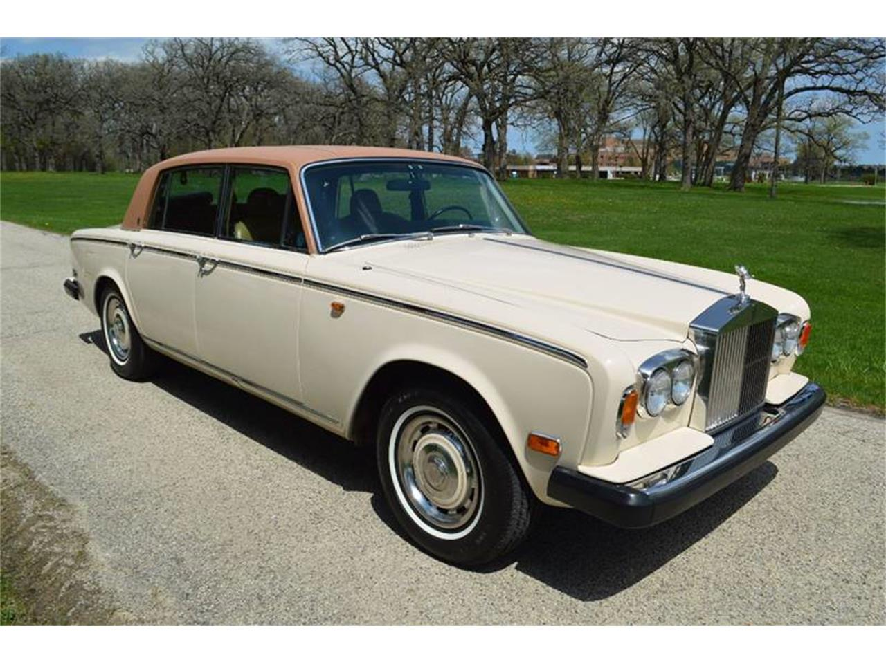 1975 Rolls-Royce Silver Shadow (CC-1234963) for sale in Carey, Illinois