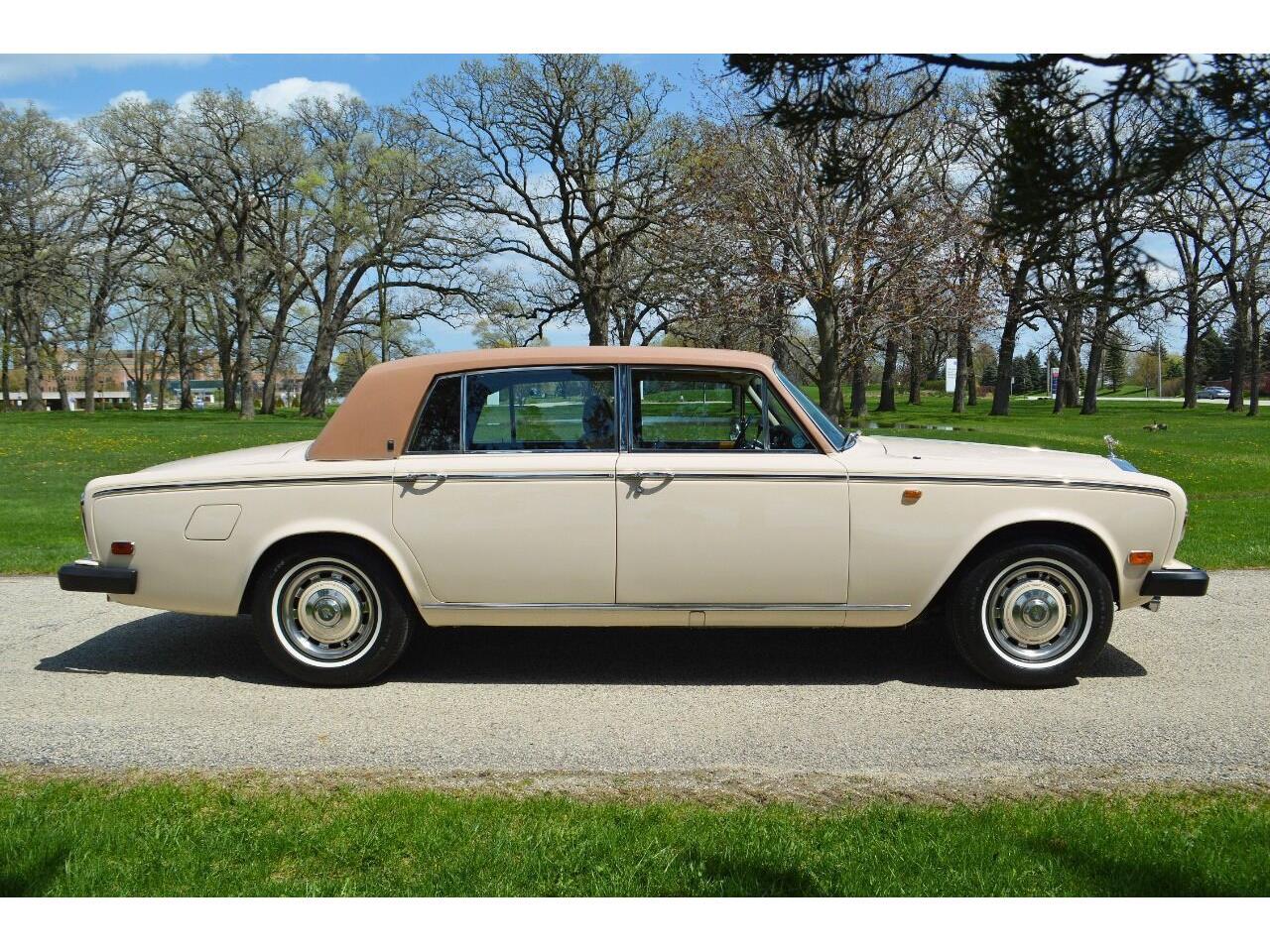 1975 Rolls-Royce Silver Shadow (CC-1234963) for sale in Carey, Illinois