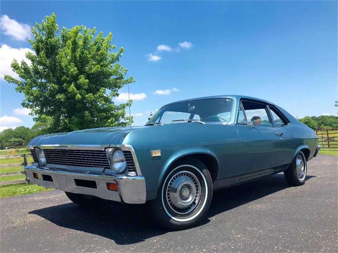 1968 Chevrolet Nova (CC-1234984) for sale in Knightstown, Indiana